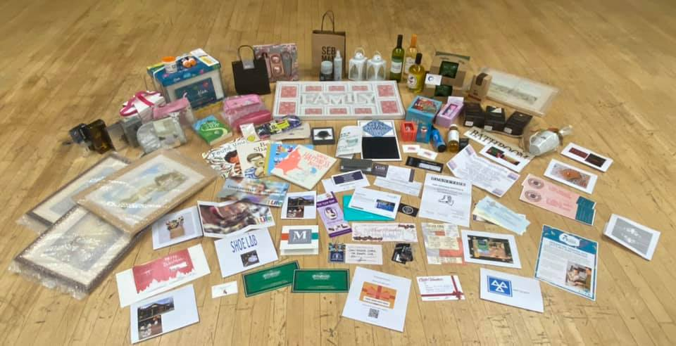 School launches festive raffle to raise money for new build