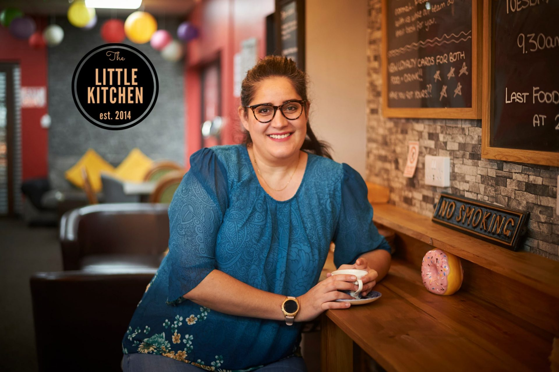 Cafe entered into the Finals of nationwide competition