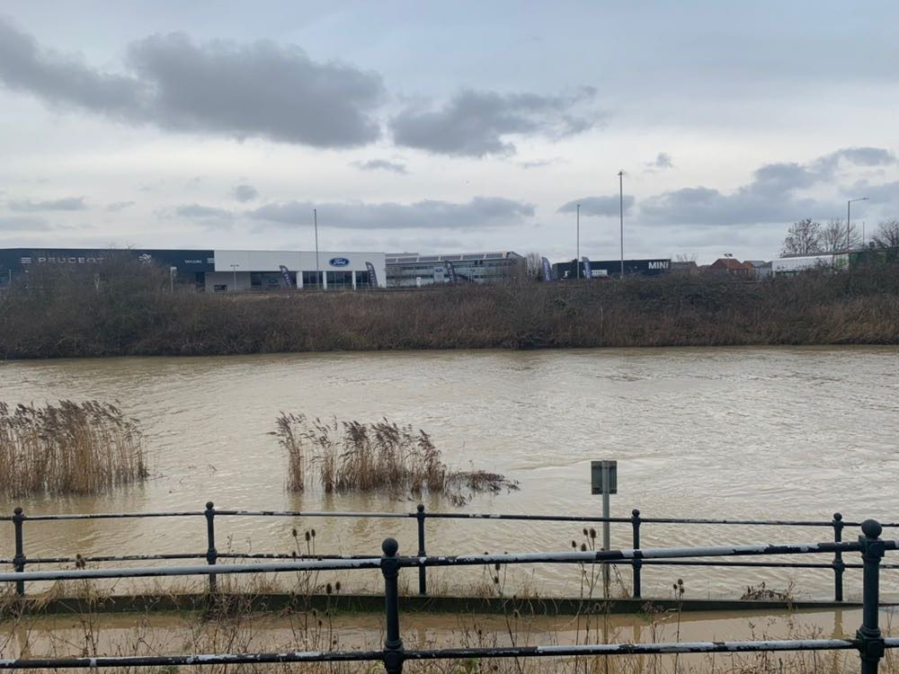 Environment Agency issues Flood Alert and Warnings across Boston