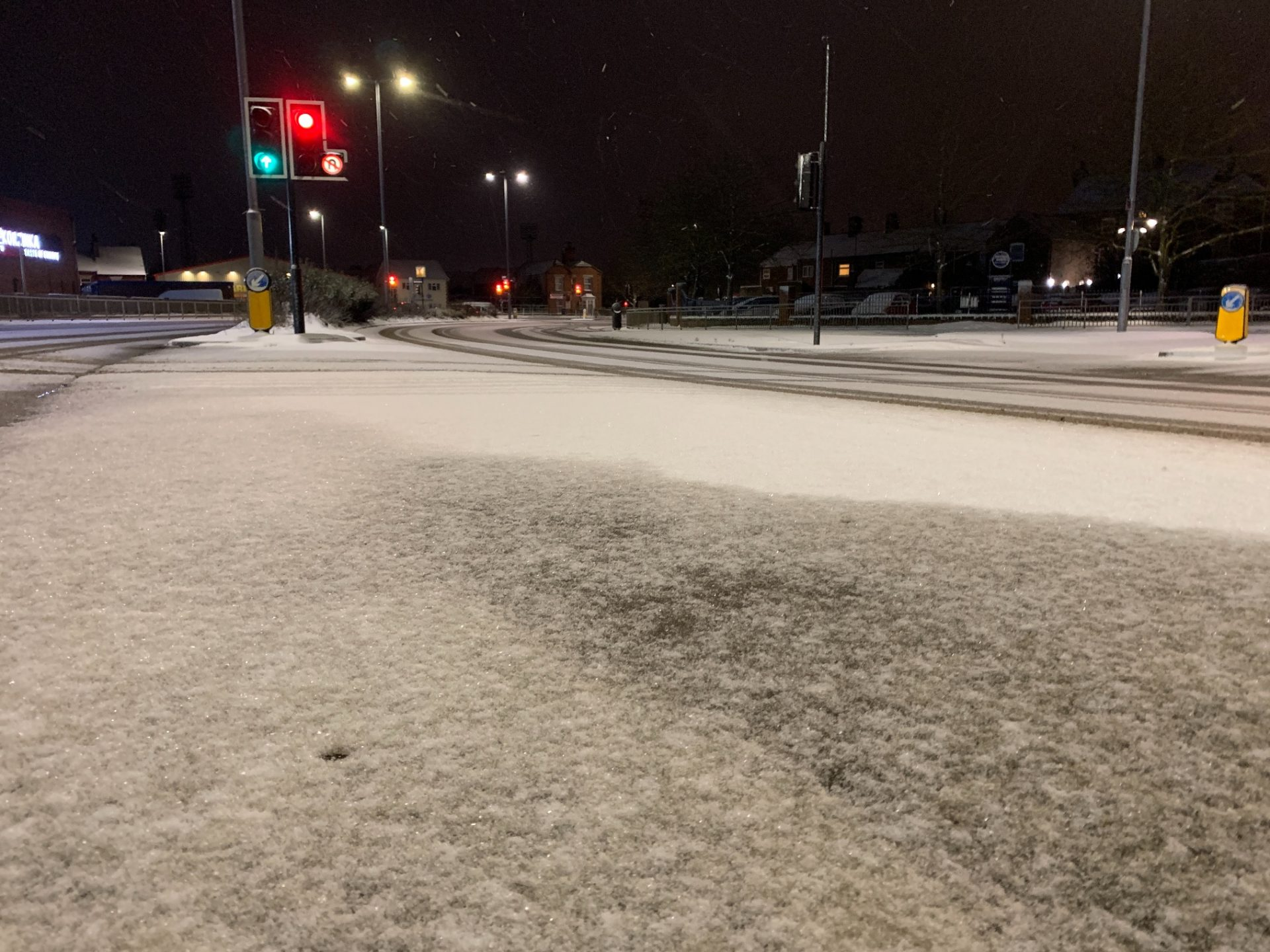 Lincolnshire County Council finally releases gritters