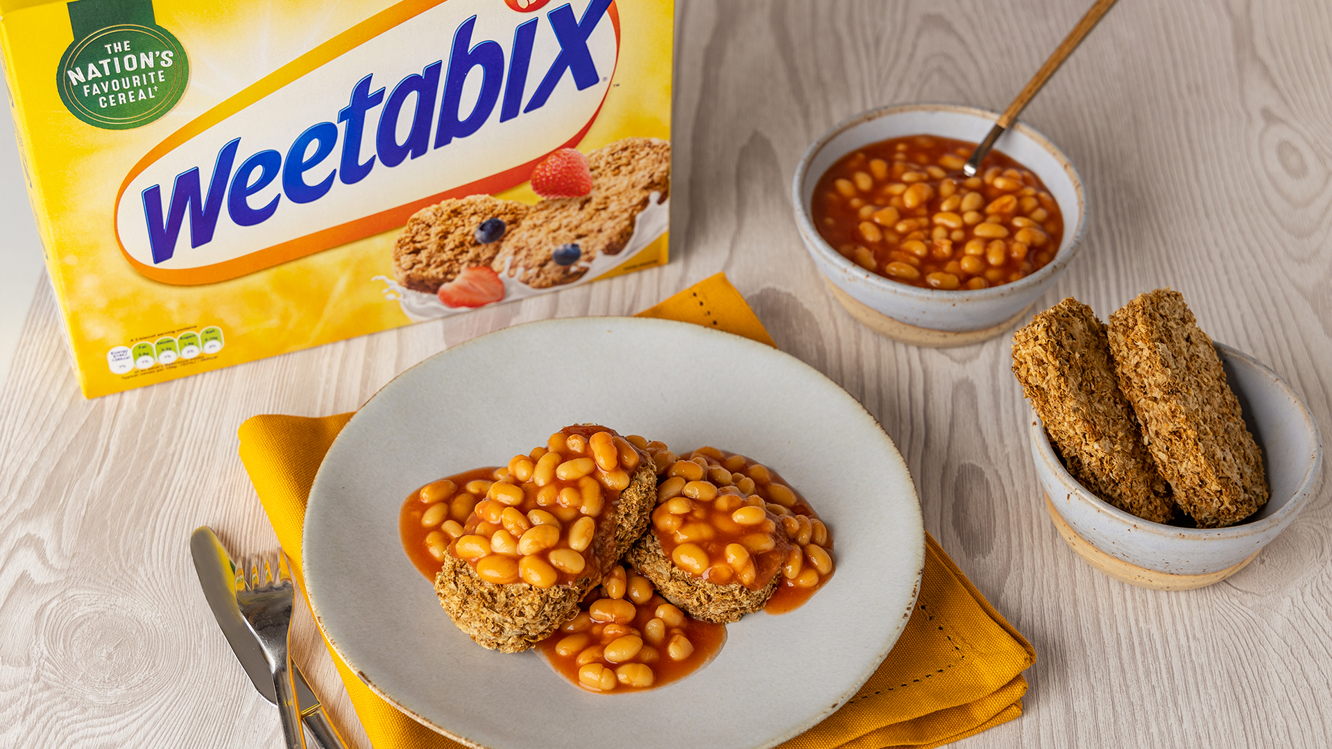 Weetabix trends on social media with unusual post