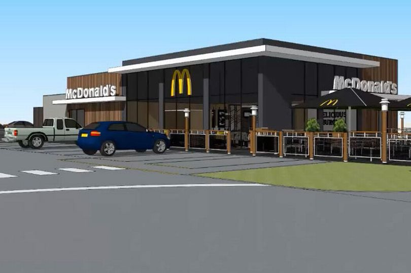 Third fast food outlet in the borough given planning approval
