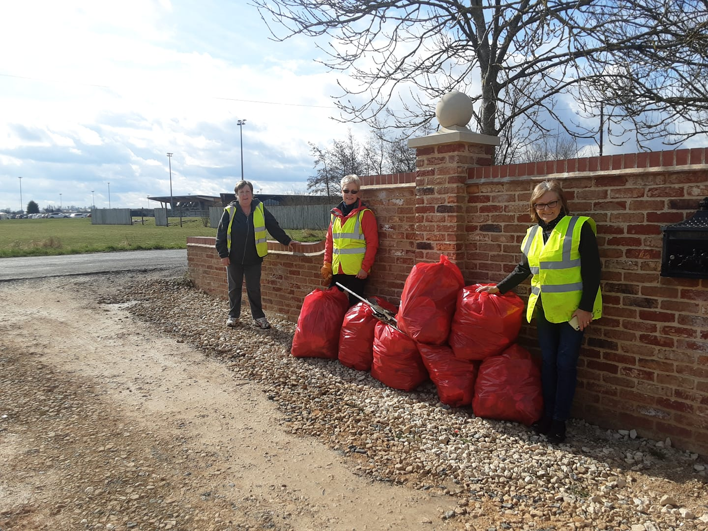 Wombles dedicated to improving town's appearance