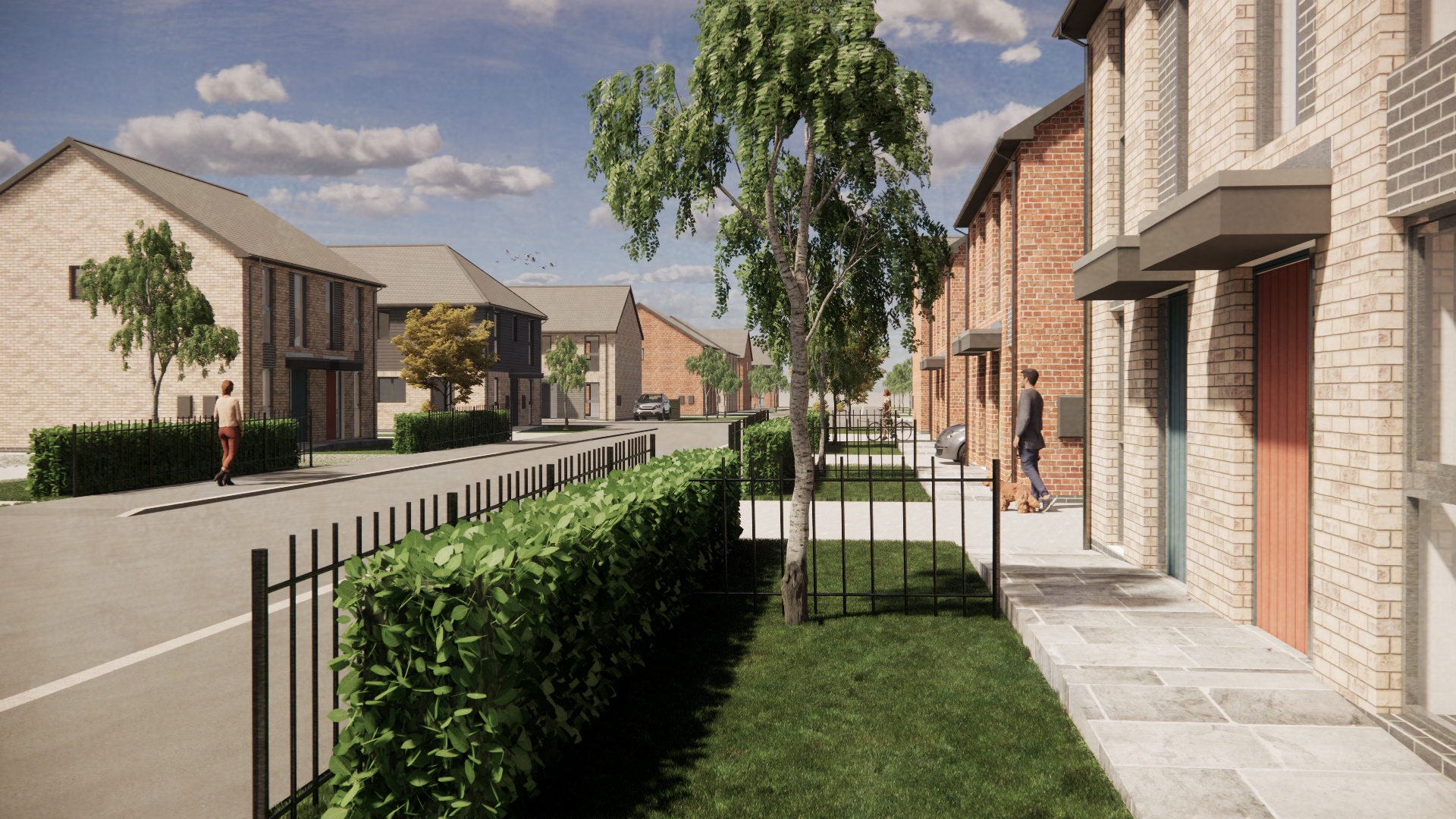 Longhurst Group submits plans for 135 affordable homes in Boston