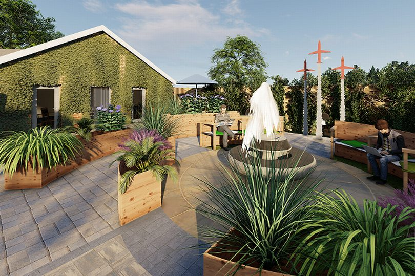 St Barnabas Hospice launches Appeal to finish building flagship Wellbeing Hub in Boston