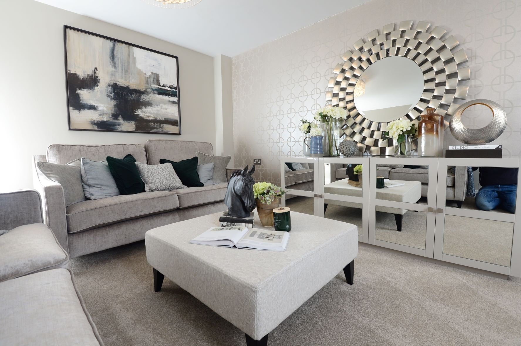 Two new showhomes set to open at The Quadrant