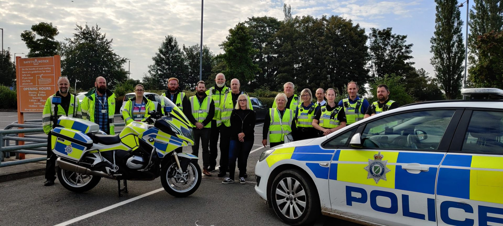 Vehicles seized as part of clampdown on illegal waste activities in Lincolnshire